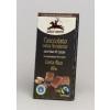 ALCE Alce nero bio étcsokoládé kakaóbab őrleménnyel 100 g