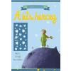 Alexandra Kiadó (A) A kis herceg (kék)
