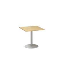 Alfa Office Alfa 400 konferenciaasztal, 80 x 80 x 74,2 cm, vadkörte mintázat% irodabútor