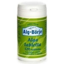 Alg-börje ALG-BÖRJE ALGATABLETTA 3KOMPONENS 120DB gyógyhatású készítmény