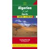 Algéria autótérkép - f&b AK 147