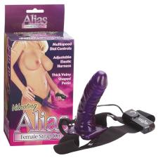 ALIAS FEMALE STRAP-ON VIBRATING. felcsatolható eszközök