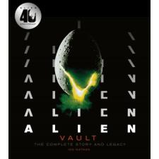 Alien Vault – Ian Nathan,Veronica Cartwright idegen nyelvű könyv