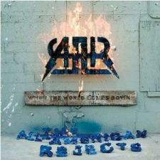 ALL-AMERICAN REJECTS - When The World Comes Down CD egyéb zene