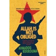 Allah Is Not Obliged – Ahmadou Kourouma idegen nyelvű könyv