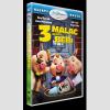 Állati mesék - 3 malac és egy bébi (DVD)