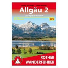 Allgäu 2 túrakalauz/ Ostallgäu und Lechtal / Bergverlag Rother utazás