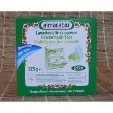 Almacabio Mosogatógép tabletta tisztító- és takarítószer, higiénia