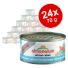 Almo Nature Legend 24 x 70 g - Tonhal & kukorica