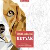 Álomgyár Kiadó Cetin Can Karaduman: Állati színező - KUTYÁK - 60 különleges 3D hatású állatos kép