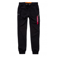 Alpha Indsutries X-Fit Slim Cargo Pant - fekete