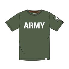 Alpha Industries ARMY T - dark olive