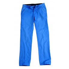 Alpha Industries Chino VF - royal kék