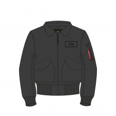Alpha Industries CWU SF 59 - fekete