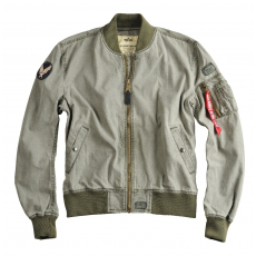 Alpha Industries MA-1 Ground Crew - olive