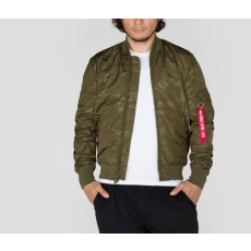 Alpha Industries MA-1 Hidden Camo  - dark green