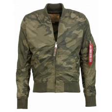 Alpha Industries MA 1 TT - olive camo