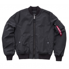 Alpha Industries MA-1 VF Reflective - anthra
