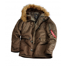 Alpha Industries N3B VF 59 - barna
