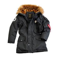Alpha Industries Polar Jacket Női - replica grey