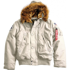 Alpha Industries Polar Jacket SV - off white