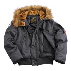 Alpha Industries Polar Jacket SV - replica grey