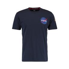 Alpha Industries SPACE SHUTTLE T - replica blue