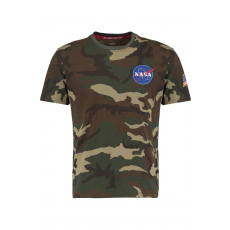 Alpha Industries SPACE SHUTTLE T - woodcamo65