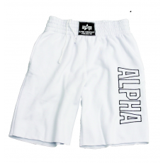 Alpha Industries Track Short - fehér