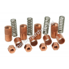 AlphaCool csavarkészlet Cool Cover Copper