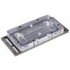 AlphaCool D-RAM Cooler X6 Universal - Plexi Black Nickel