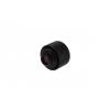 Alphacool HT 16mm szorítógyűrűs csatlakozó G1 / 4 Plexi és sárgaréz csövekhez - matt fekete