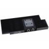 AlphaCool NexXxoS GPX - ATI R9 Fury M02 - Backplate - Fekete