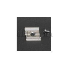 Alu profil rögzítő, csavarral villanyszerelés