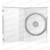 Amaray DVD tok 14mm Clear