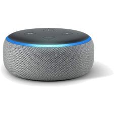 Amazon Echo Dot 3. generációs Heather Gray biztonságtechnikai eszköz