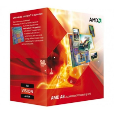 AMD X2 A4-3400 2.7GHz FM1 processzor