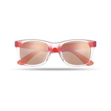 AMERICA TOUCH Tükörlencsés napszemüveg, piros napszemüveg
