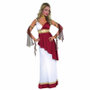 Amscan Női jelmez - Római istennő Méret - felnőtt: S