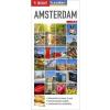 Amszterdam laminált térkép - Insight