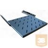 AMTECH RA114502 Kihúzható polc 450mm mély Amtech fali rack szekrényhez
