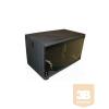 AMTECH RA-45-0900 9U 540x445 450 mély fali rack szekrény