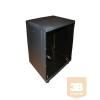 AMTECH RA-60-2500 25U 540x1170 600 mély fali rack szekrény