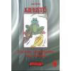 Andor Károly Zöld béka, nagy páncélos, és az aranyhal - Kifestő