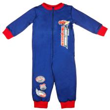 Andrea Kft. Disney Cars/ Verdák overálos pizsama 92 Kék gyerek hálóing, pizsama