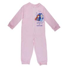 Andrea Kft. Disney Frozen/Jégvarázs overálos lányka pizsama