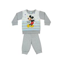 Andrea Kft. Disney Mickey fiú pizsama csillaggal  csíkkal 20411031110 gyerek hálóing, pizsama
