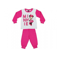 Andrea Kft. Disney Minnie lányka pizsama glitteres pötty 20284901116
