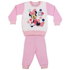 Andrea Kft. Disney Minnie lányka pizsama (méret: 86-116) 18342045116 gyerek hálóing, pizsama