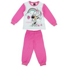 Andrea Kft. Disney Minnie lányka pizsama unikornissal